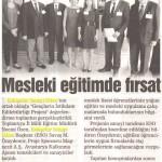12.06.2015 tarihli İki Eylül Gazetesi
