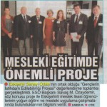 12.06.2015 tarihli İstikbal Gazetesi